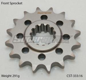 Supersprox Front sprockets