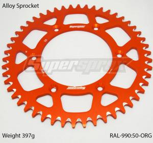 Supersprox Alloy sprockets