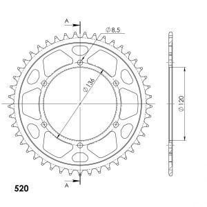 Supersprox Steel Edge Drawings